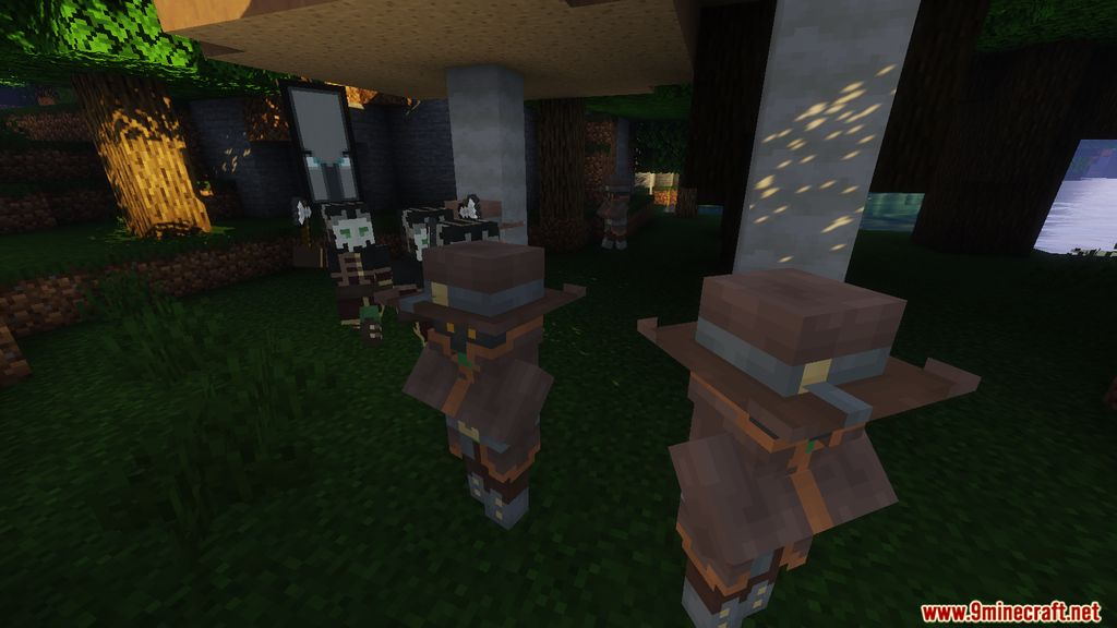 Wispy Villagers and Fantasy Creatures Screenshots 12