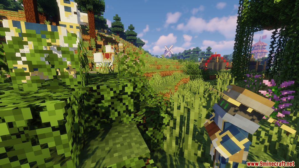 Wispy Villagers and Fantasy Creatures Screenshots 14