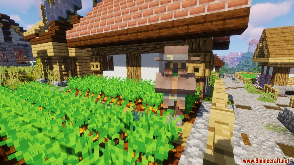 Wispy Villagers and Fantasy Creatures Screenshots 6
