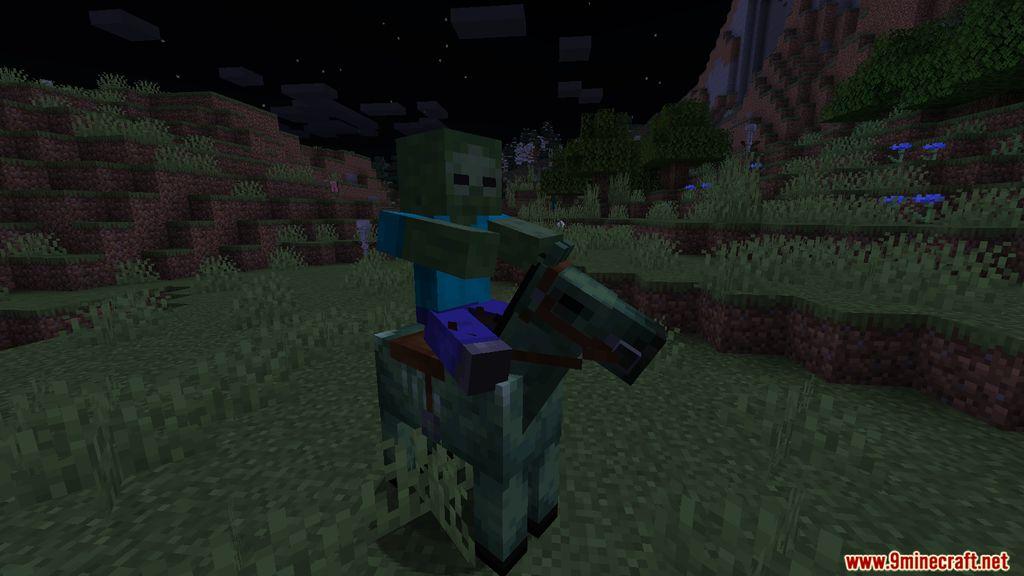 Zombie Horse Spawn Mod Screenshots 1