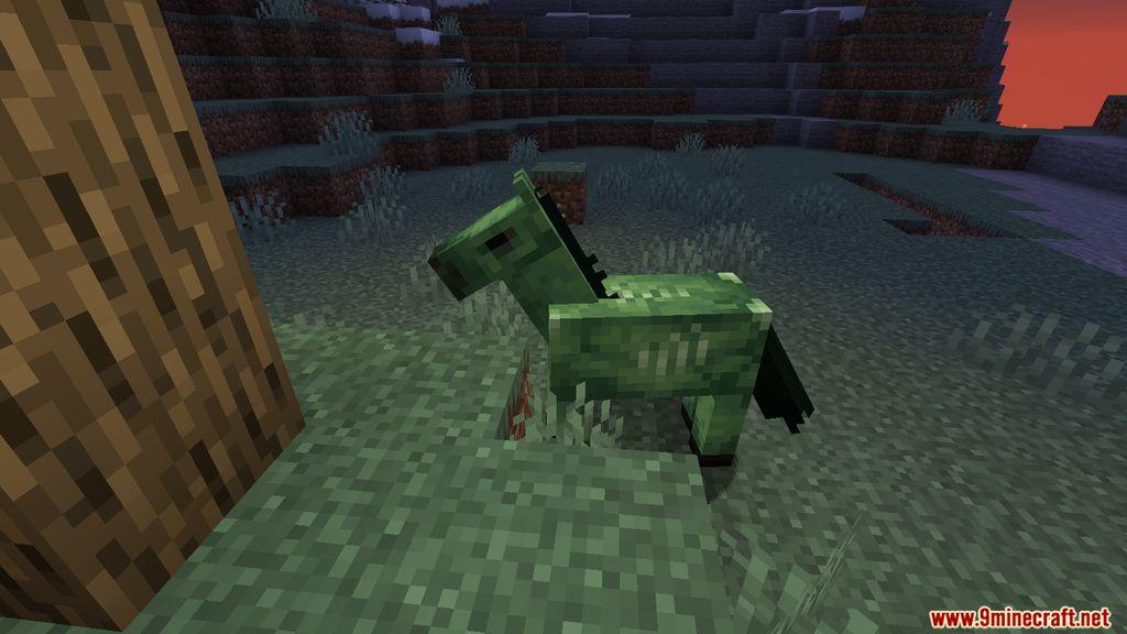 Zombie Horse Spawn Mod Screenshots 2