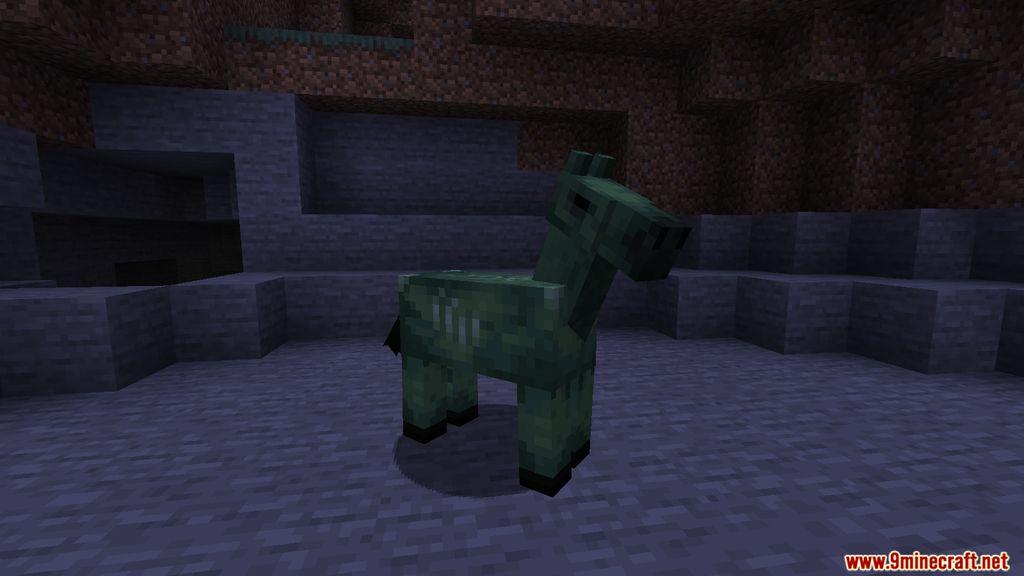 Zombie Horse Spawn Mod Screenshots 3