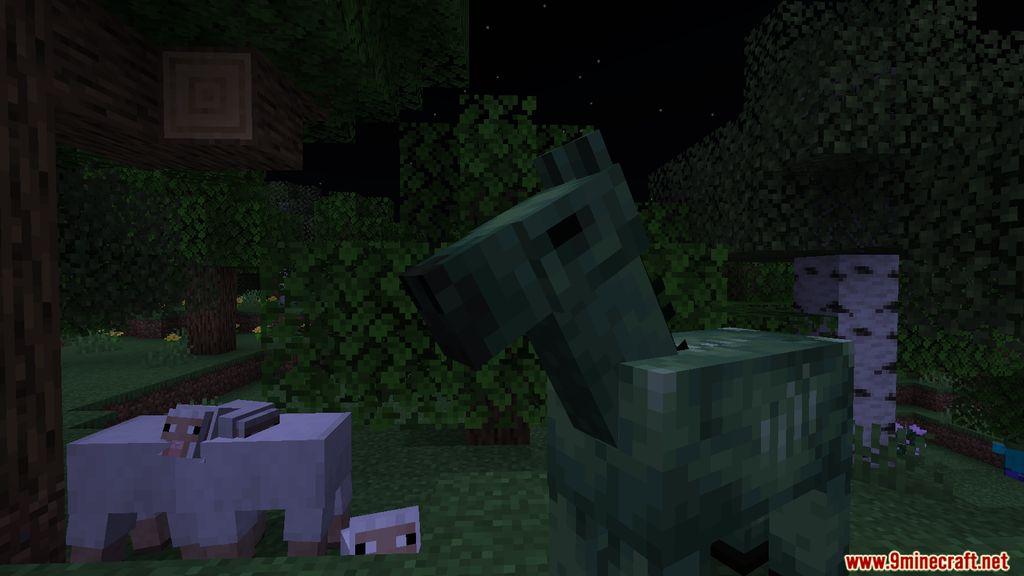 Zombie Horse Spawn Mod Screenshots 9