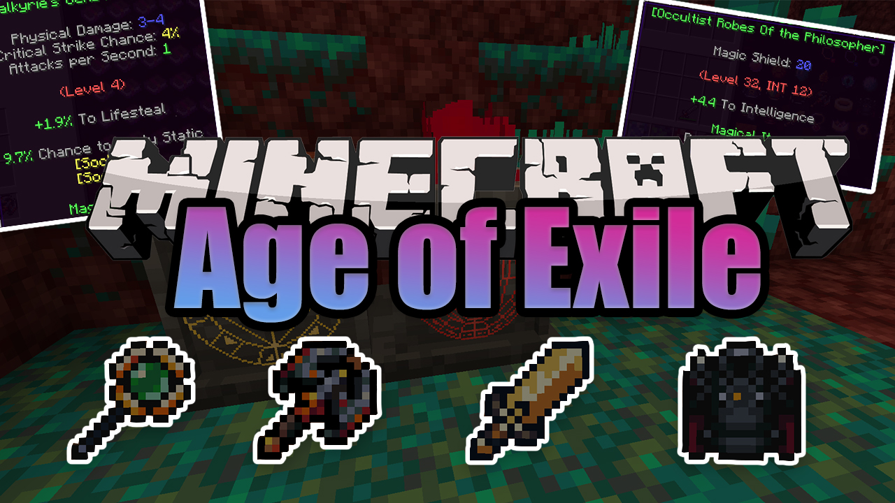 Age of Exile Mod