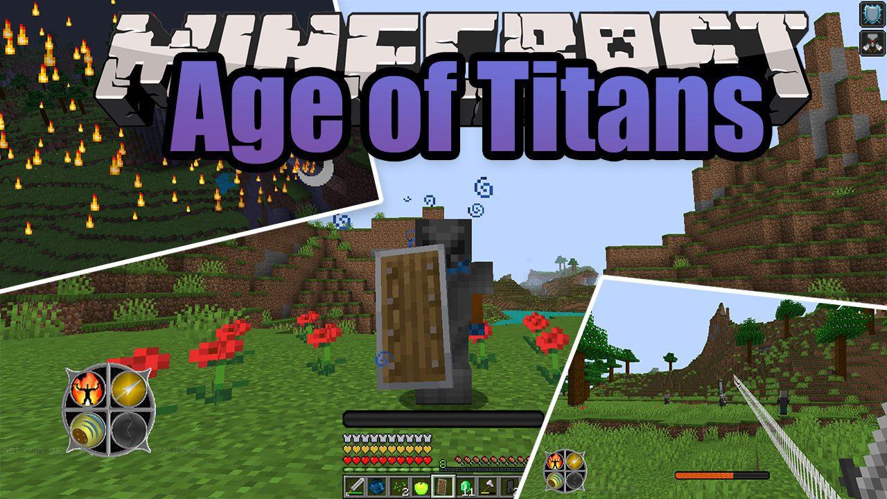 Age of Titans Mod
