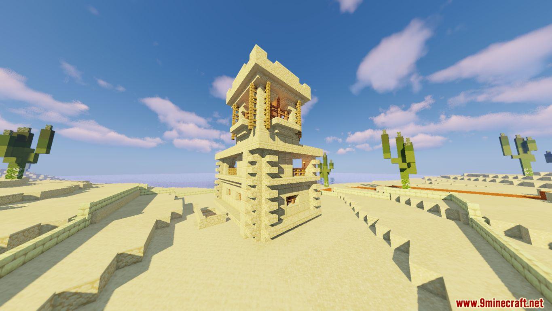 Ancient Artifact Map Screenshots (6)