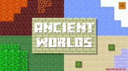 Ancient Worlds Map Thumbnail