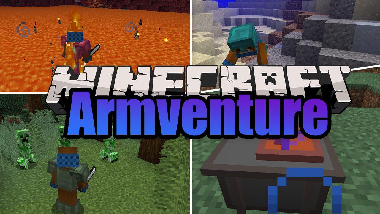 Armventure Mod