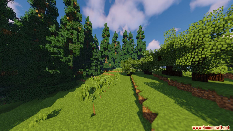 Beauty Valley Map Screenshots (2)