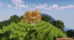 Beauty Valley Map Thumbnail