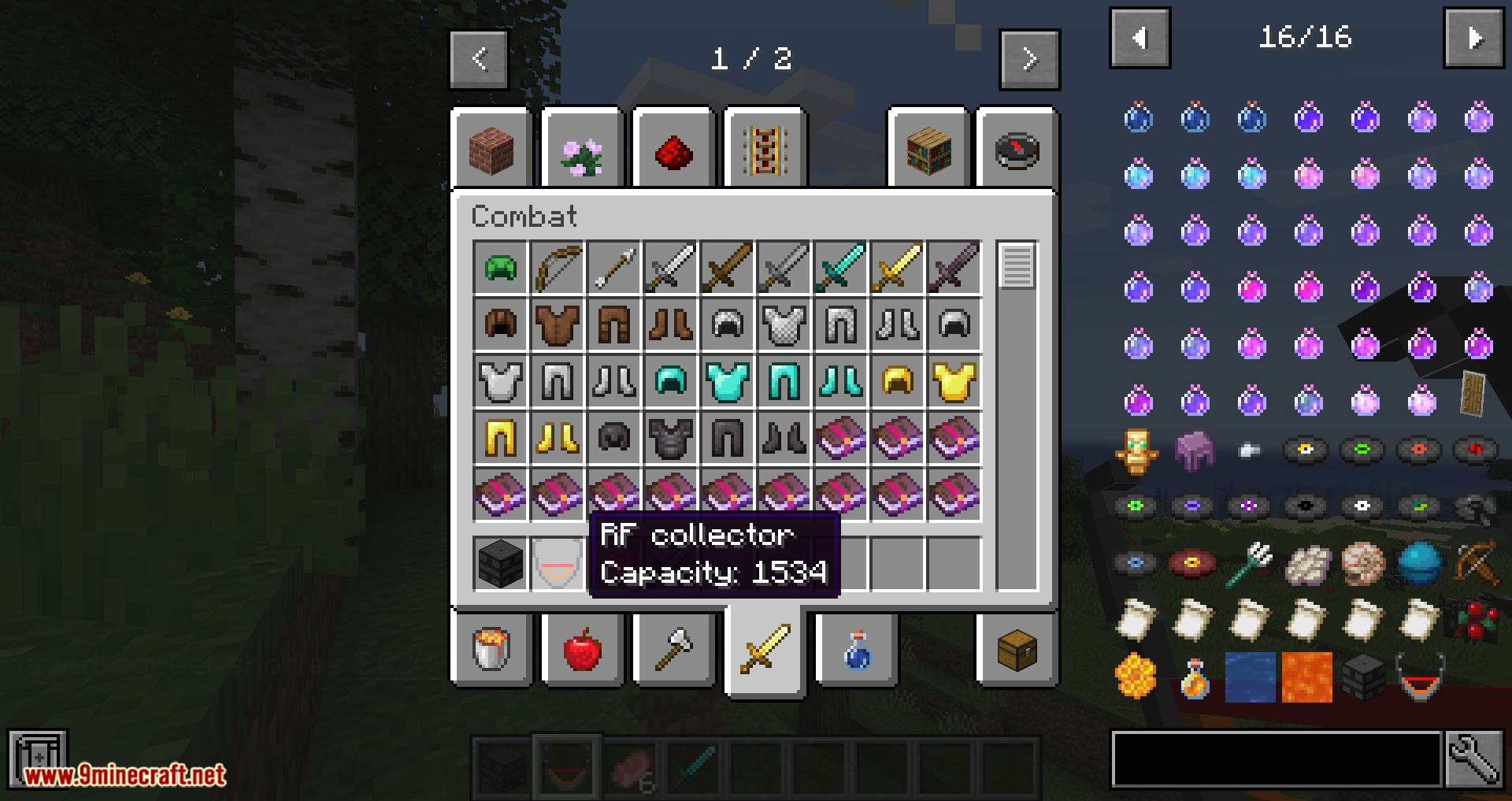 Bio Technik mod for minecraft 04