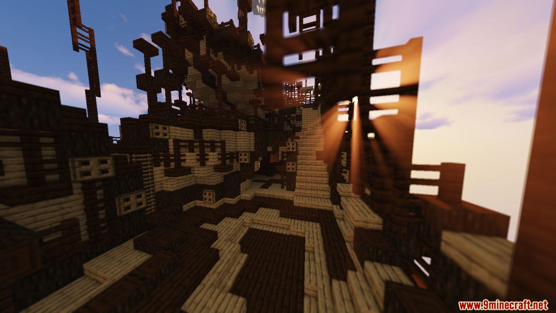 Colossal Climb Map Screenshots (4)