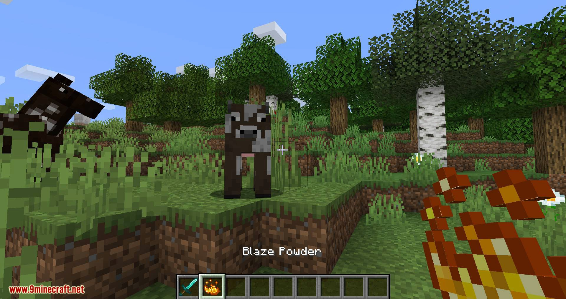 Edibles mod for minecraft 01