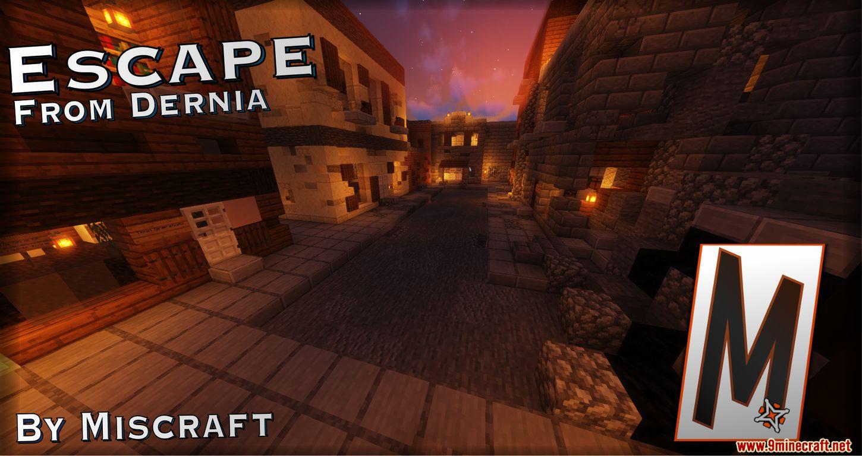 Escape from Dernia Map Thumbnail