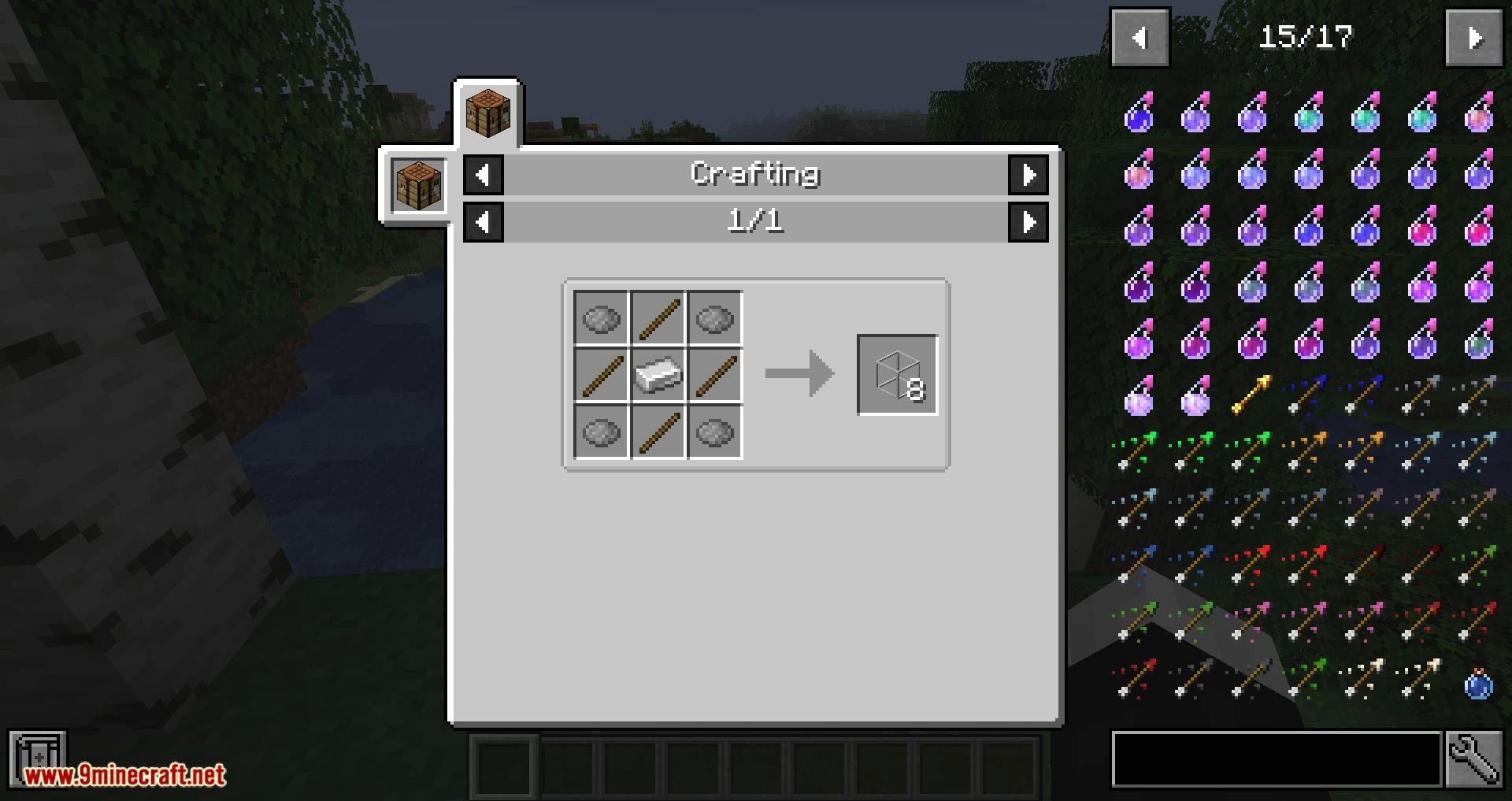 FakeBlocks mod for minecraft 01