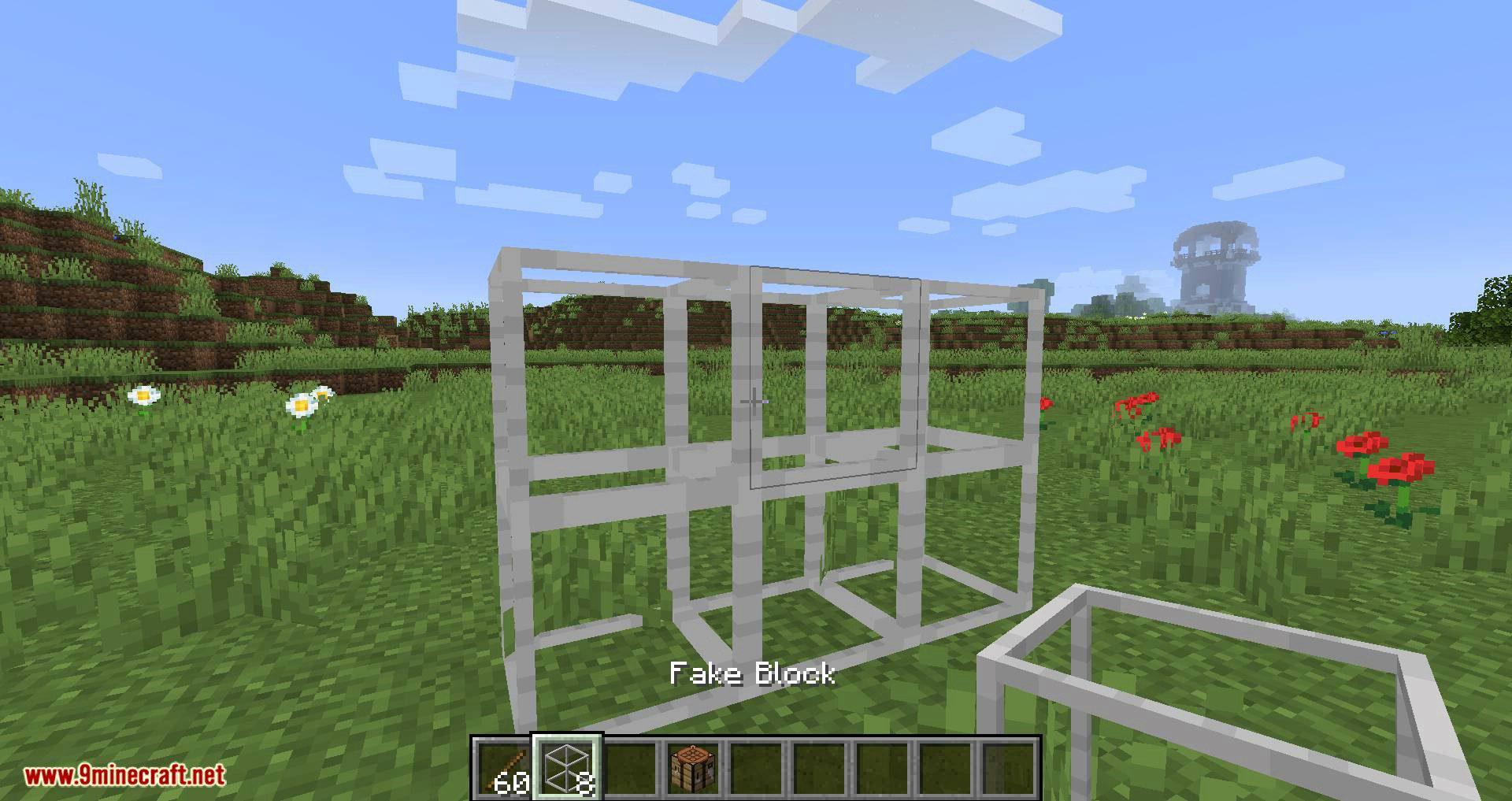 FakeBlocks mod for minecraft 03