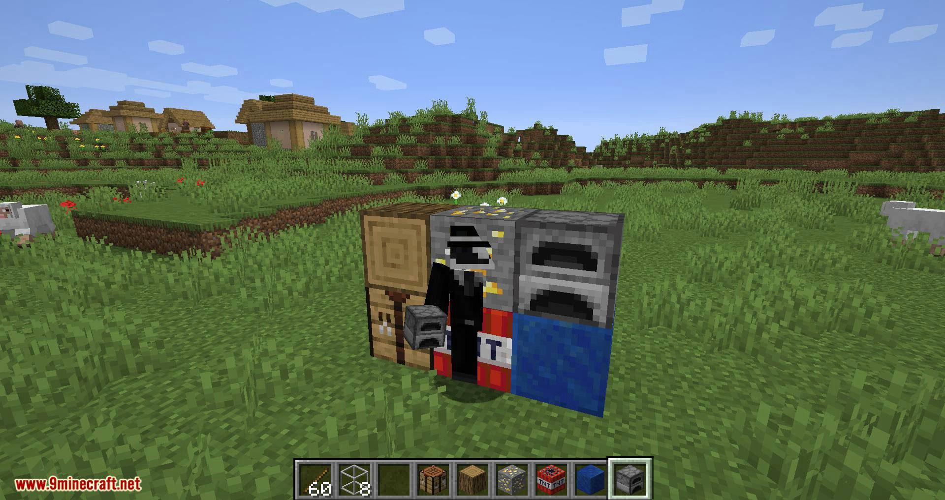 FakeBlocks mod for minecraft 07
