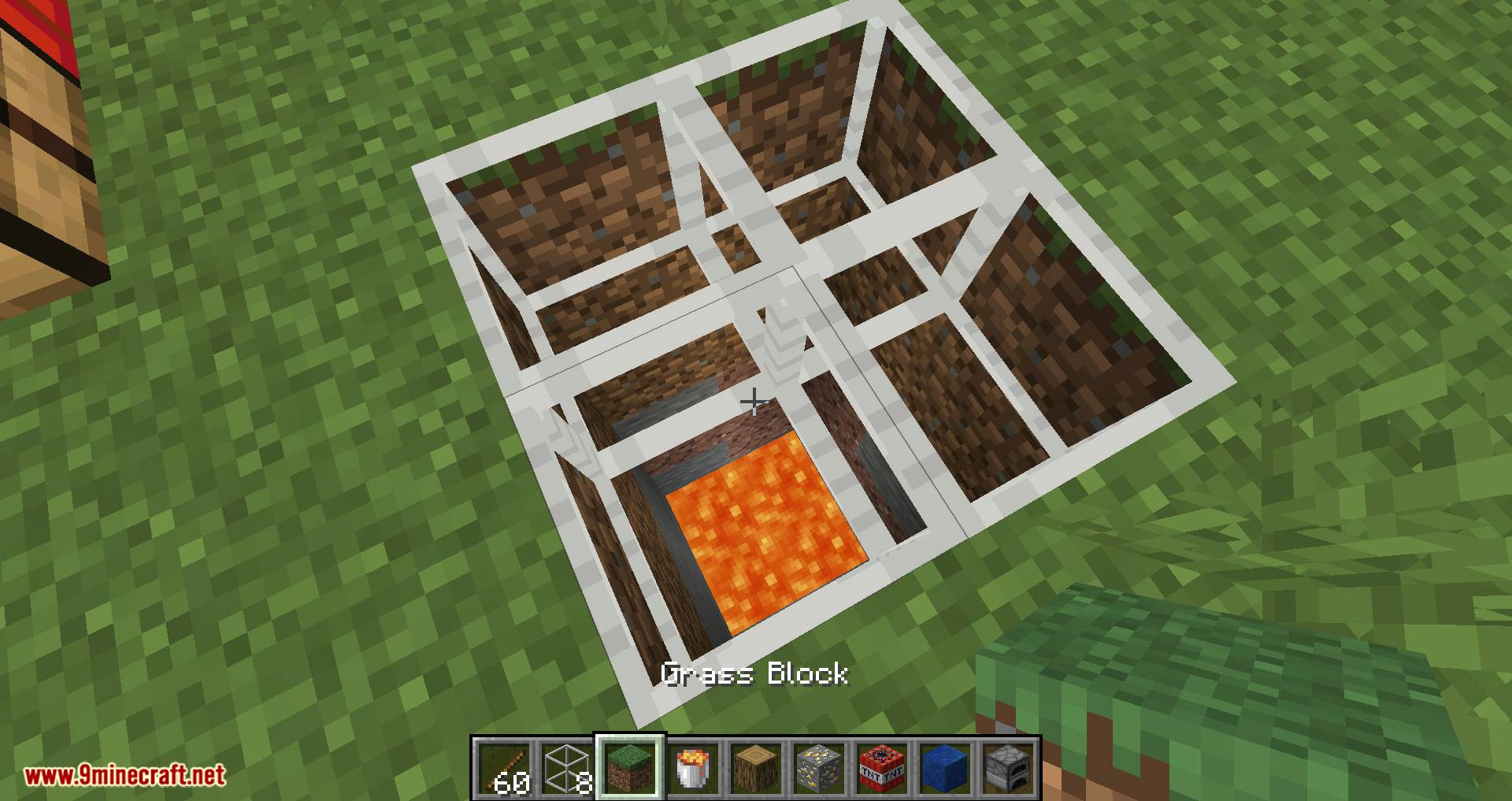 FakeBlocks mod for minecraft 09