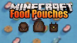 Food Pouches Mod