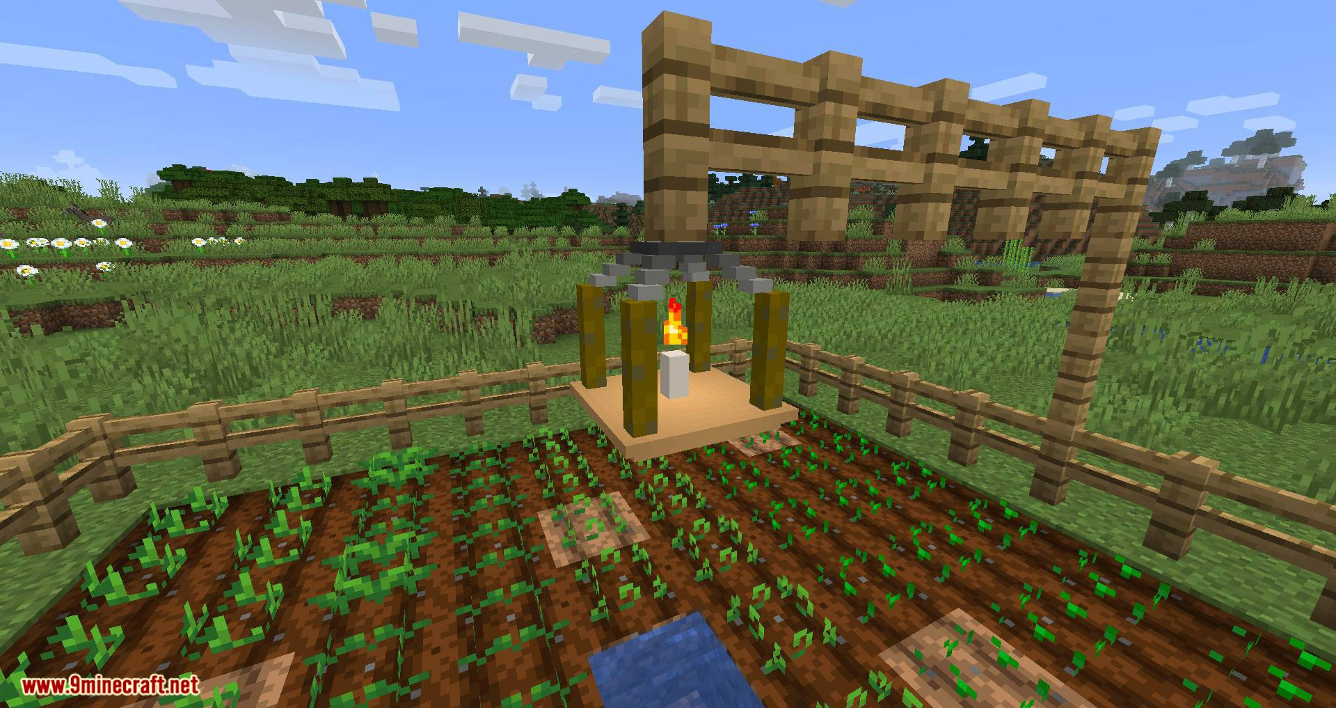 Harvest Sprites mod for minecraft 05