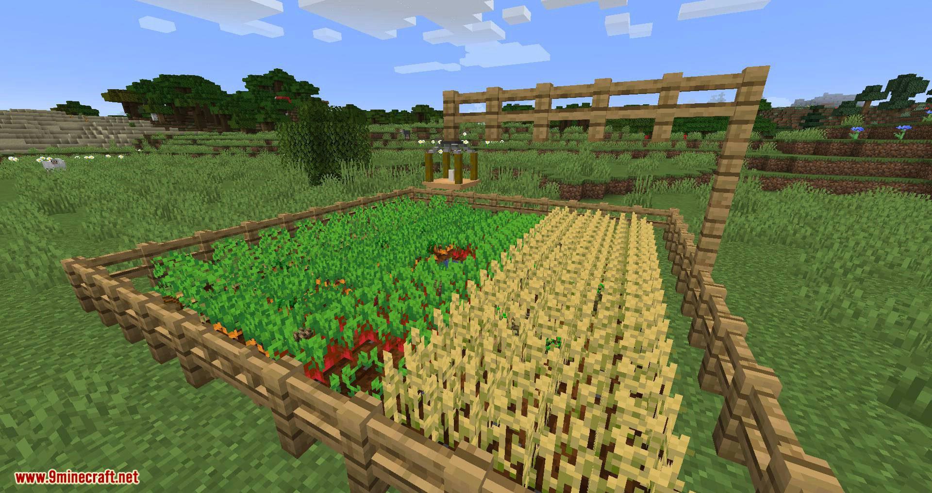 Harvest Sprites mod for minecraft 06