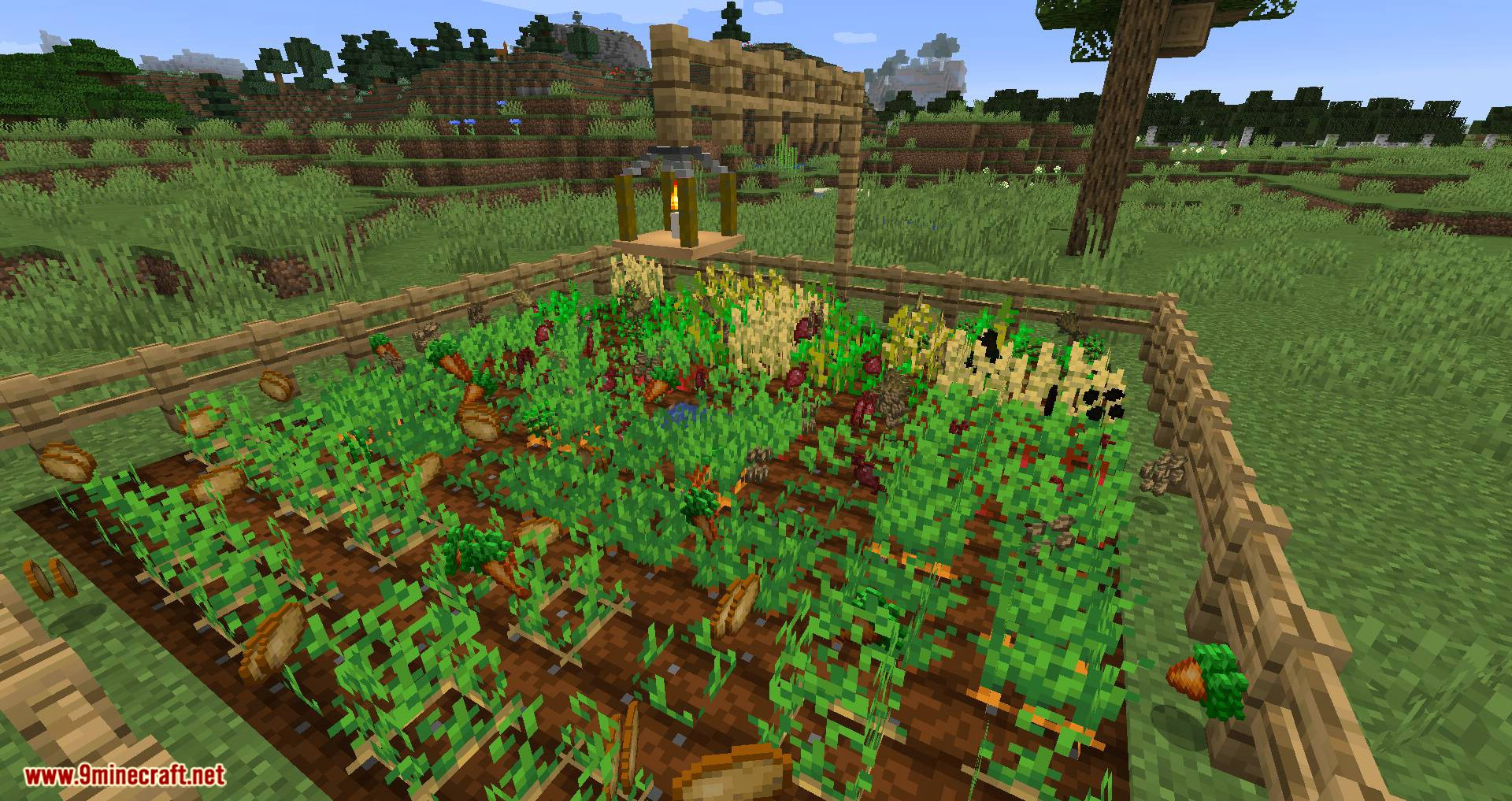 Harvest Sprites mod for minecraft 07