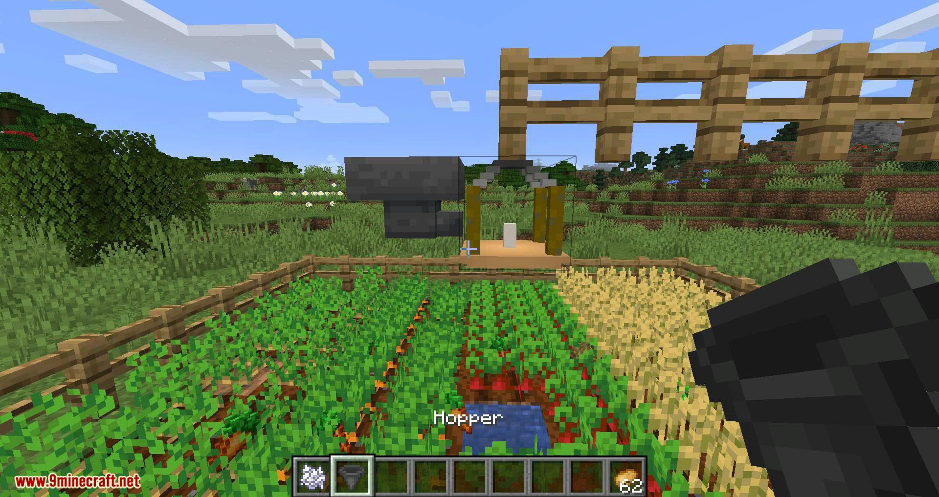 Harvest Sprites mod for minecraft 08
