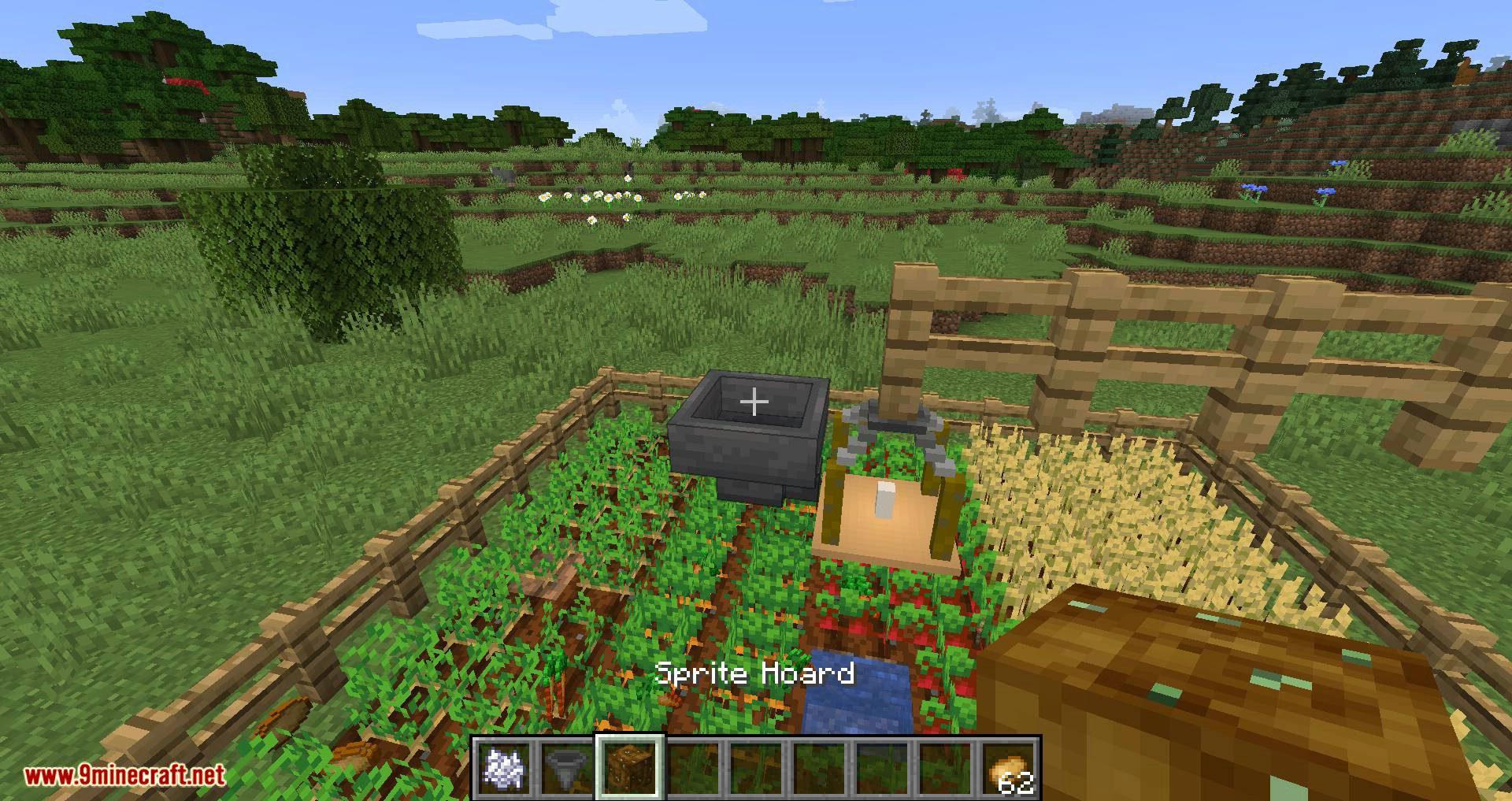 Harvest Sprites mod for minecraft 09