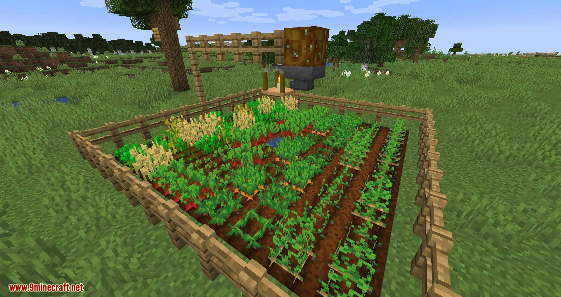 Harvest Sprites mod for minecraft 10