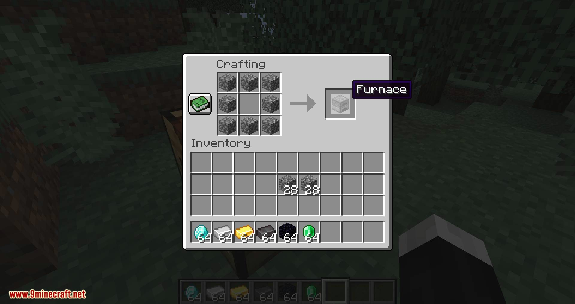 Iron Furnaces mod for minecraft 01