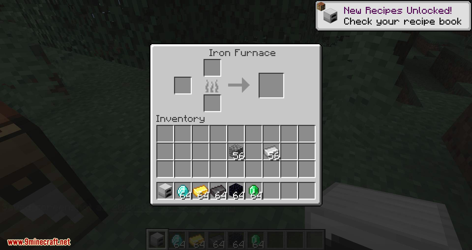 Iron Furnaces mod for minecraft 03