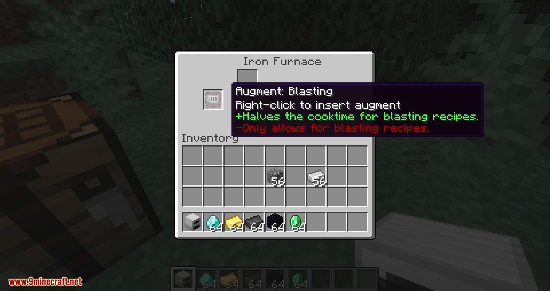 Iron Furnaces mod for minecraft 04