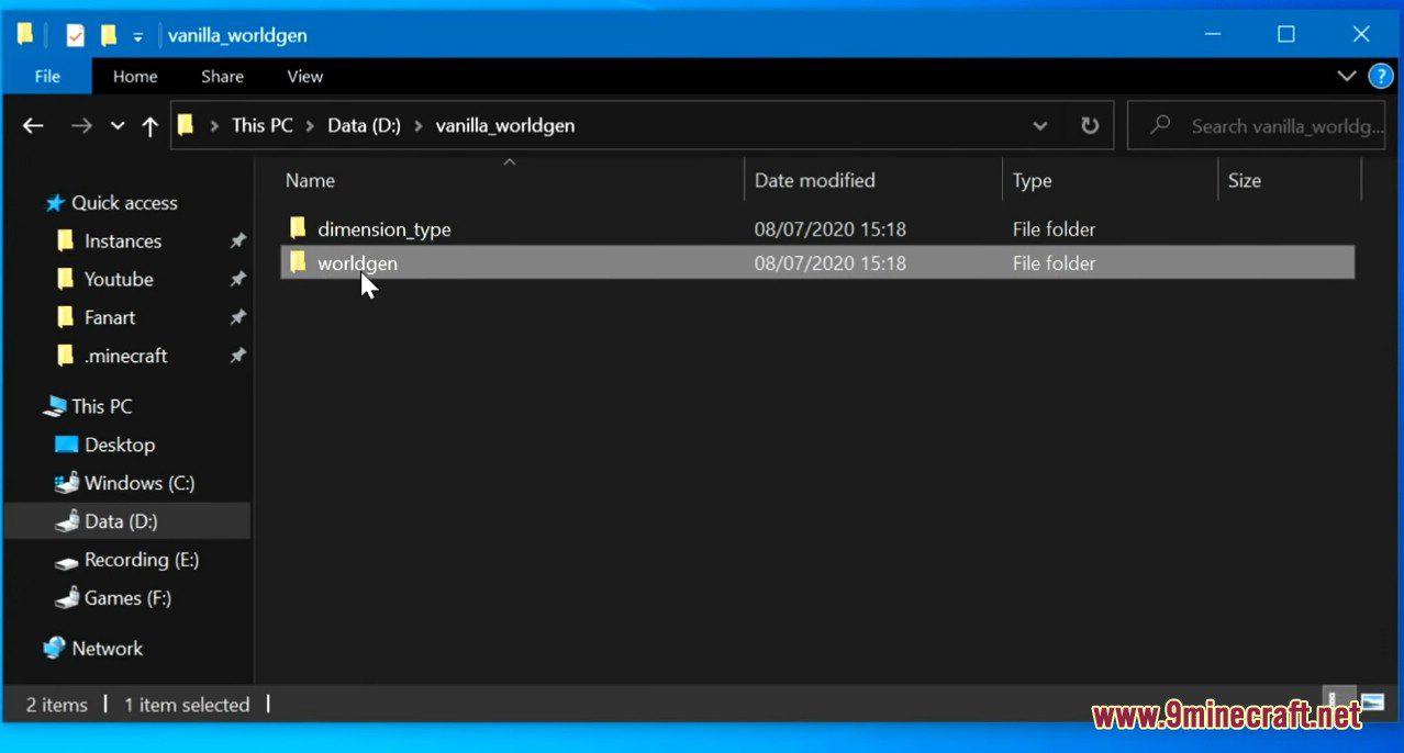 Minecraft 1.16.2 Snapshot 20w28a Screenshots 5