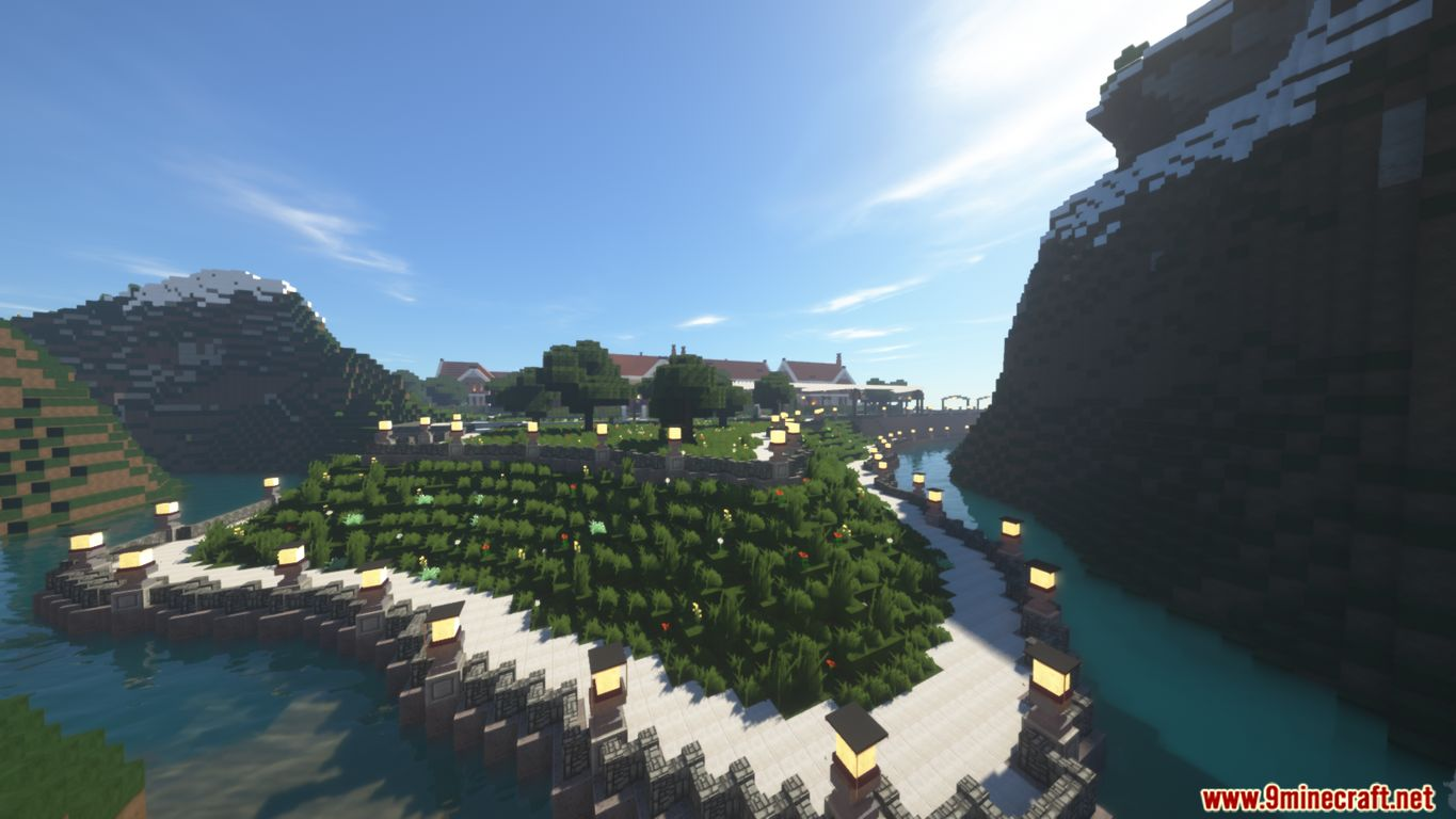 Mineopolis and the Countryside Map Screenshots (1)