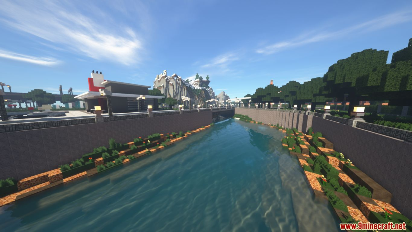 Mineopolis and the Countryside Map Screenshots (4)