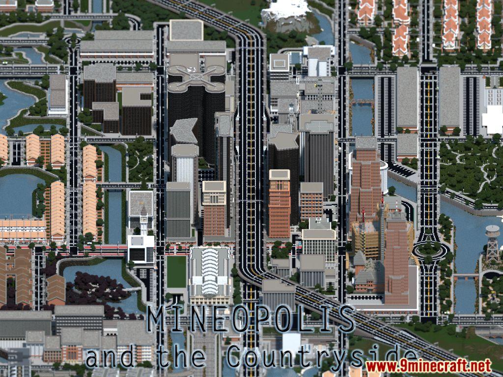 List Of City Maps 9minecraft Net