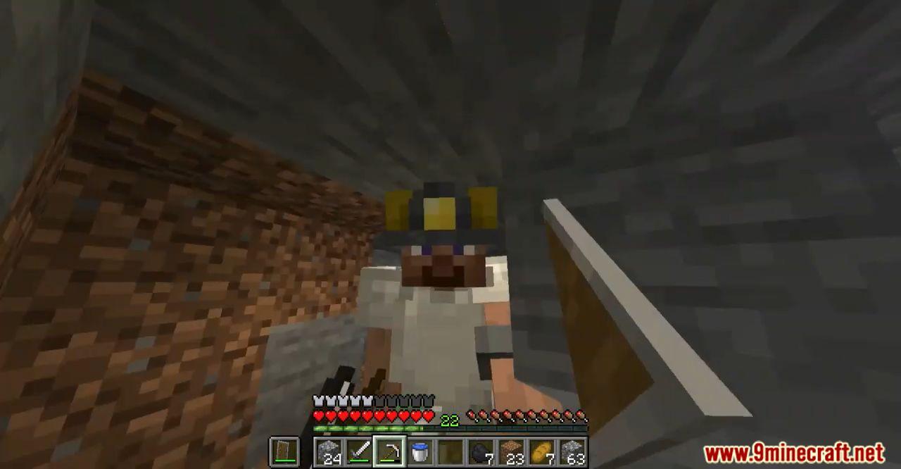Mining Helmet Datapack Screenshots 6