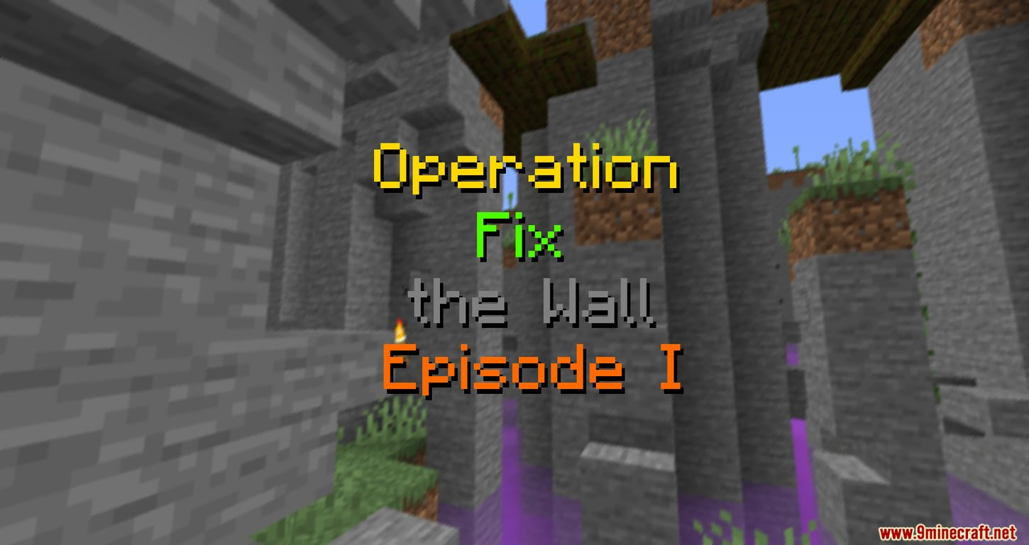Operation Fix the Wall – Episode I RPG Map Thumbnail