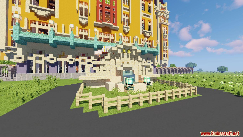 Redstone Hotel Map Screenshots (1)