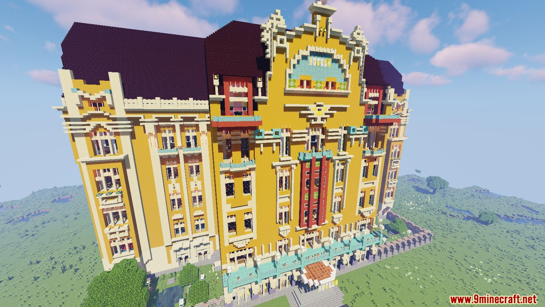 Redstone Hotel Map Screenshots (3)