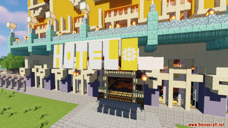 Redstone Hotel Map Screenshots (4)