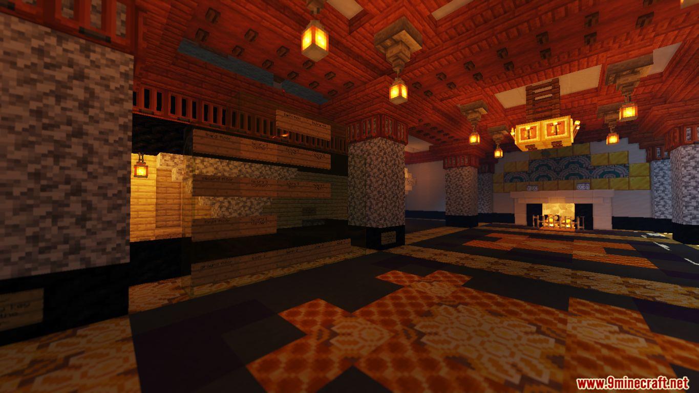 Redstone Hotel Map Screenshots (5)
