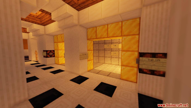 Redstone Hotel Map Screenshots (8)