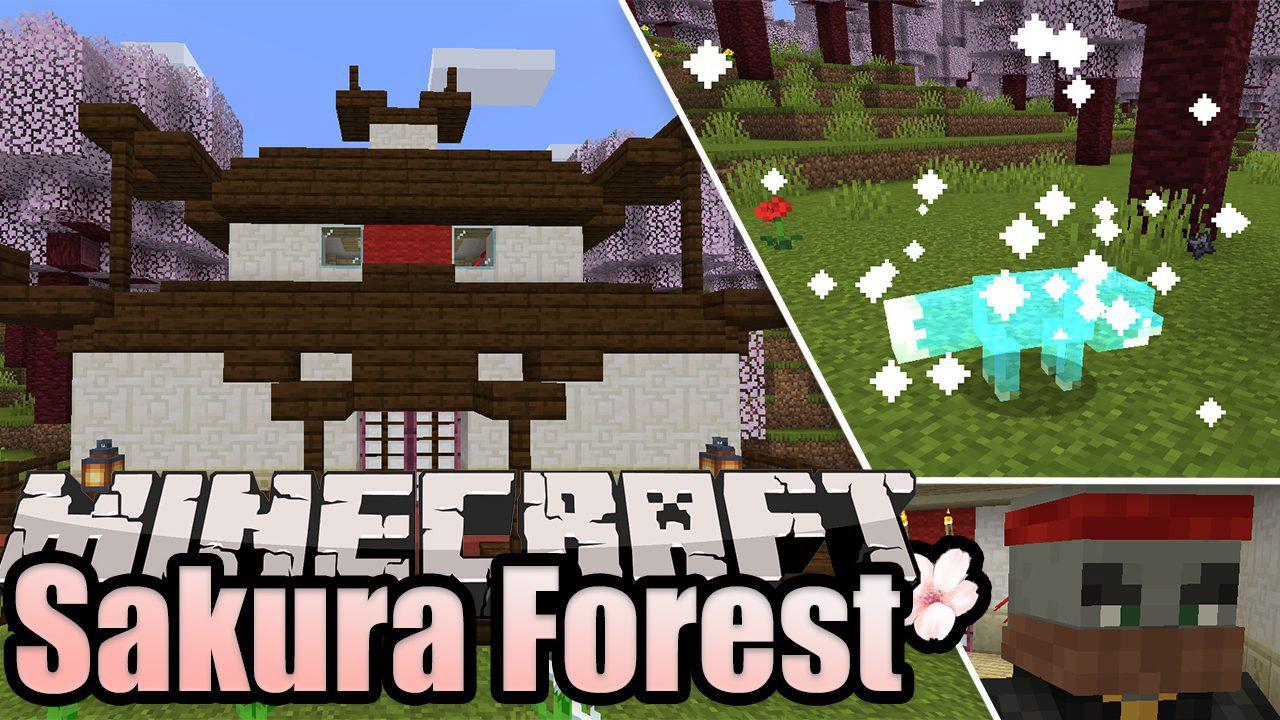 Sakura Rosea Mods Minecraft Curseforge
