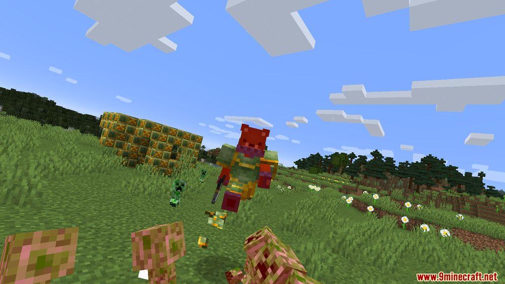 Savage and Ravage Mod Screenshots 9