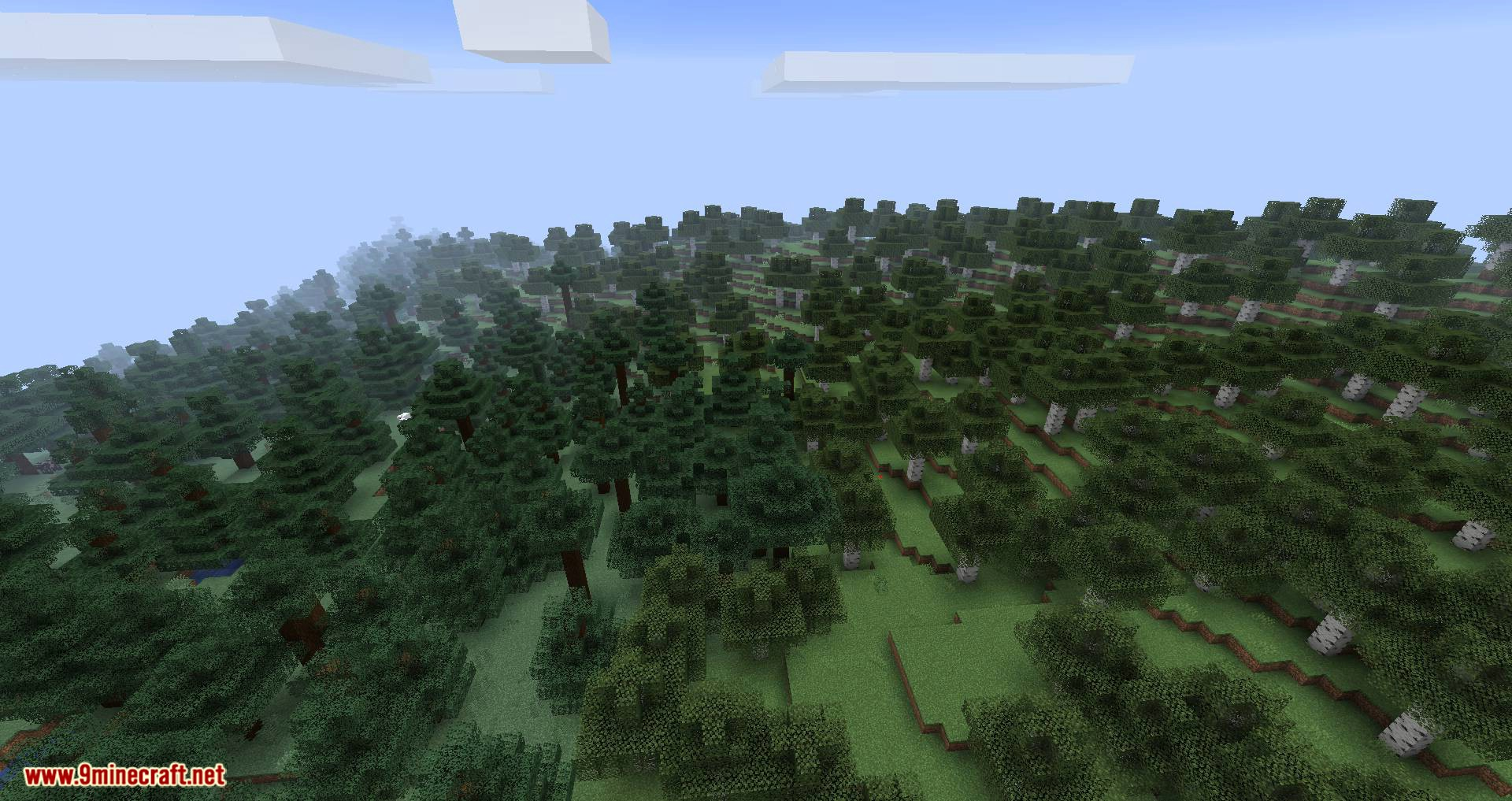 Simplex Terrain mod for minecraft 05