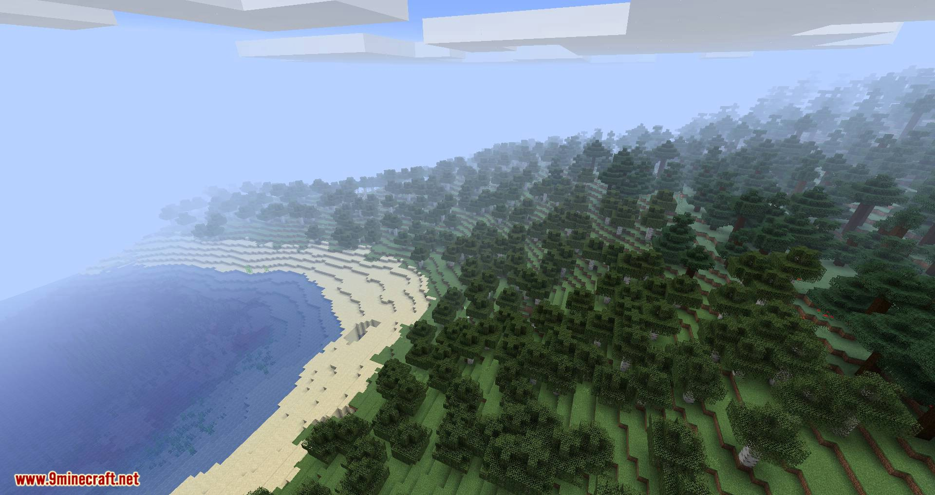 Simplex Terrain mod for minecraft 06