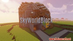 SkyWorldBlock Map Thumbnail