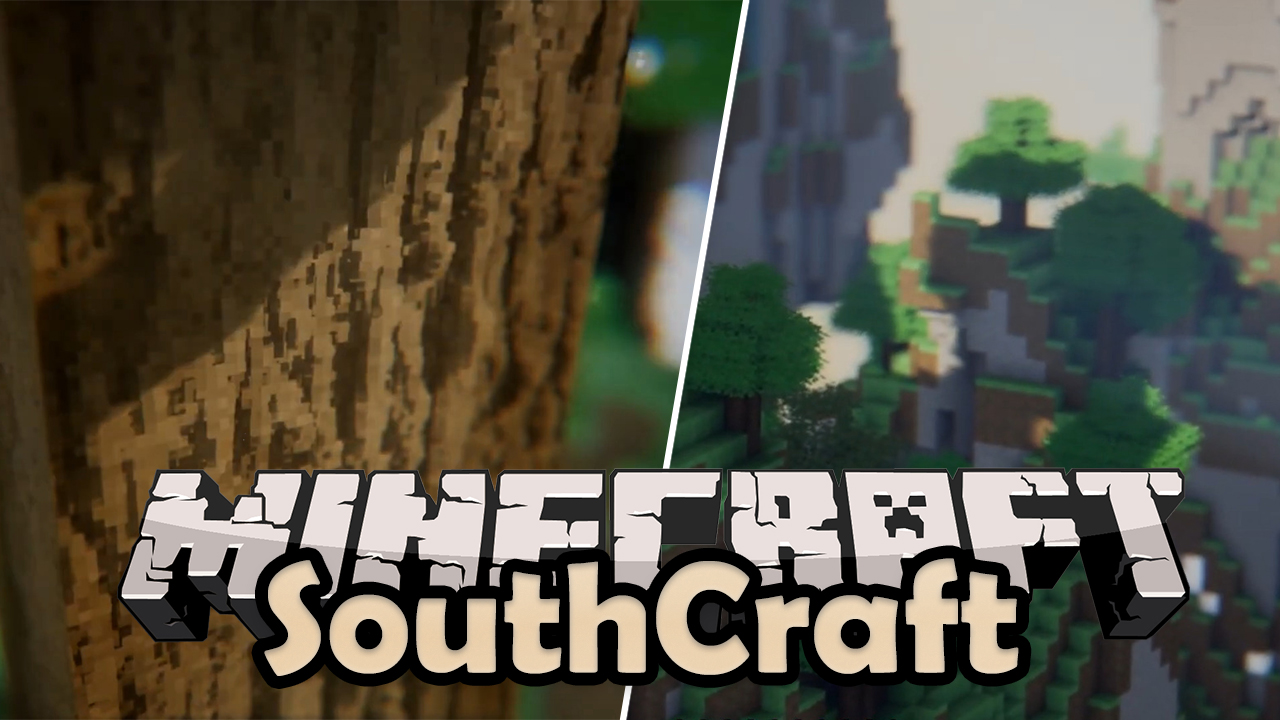 SouthCraft Resource Pack