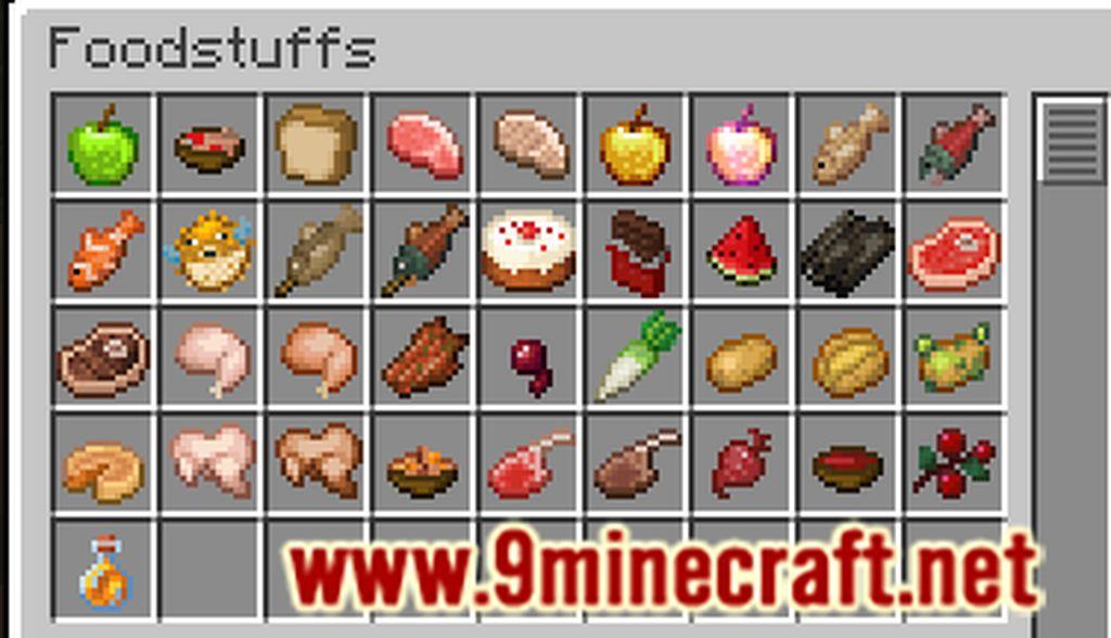 Sucros' Food Resource Pack Screenshots 10